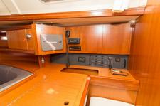 thumbnail-6 Dufour Yachts 38.0 feet, boat for rent in Split region, HR