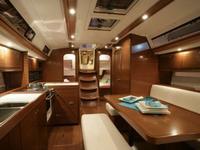 thumbnail-3 Dufour Yachts 39.0 feet, boat for rent in Split region, HR