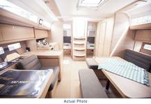 thumbnail-29 Dufour Yachts 40.0 feet, boat for rent in Aegean, TR
