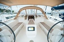 thumbnail-4 Dufour Yachts 40.0 feet, boat for rent in Macedonia, GR