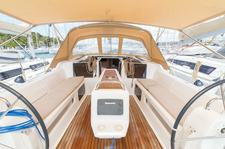 thumbnail-3 Dufour Yachts 40.0 feet, boat for rent in Šibenik region, HR