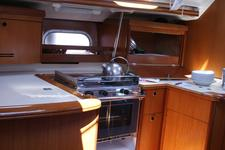 thumbnail-6 Dufour Yachts 42.0 feet, boat for rent in Split region, HR