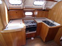 thumbnail-5 Dufour Yachts 42.0 feet, boat for rent in Zadar region, HR