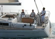 thumbnail-8 Dufour Yachts 44.0 feet, boat for rent in Aegean, TR