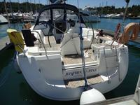 thumbnail-1 Dufour Yachts 44.0 feet, boat for rent in Primorska , SI