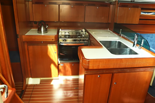 thumbnail-6 Dufour Yachts 44.0 feet, boat for rent in Split region, HR
