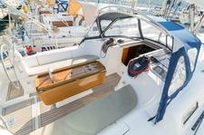 thumbnail-3 Dufour Yachts 45.0 feet, boat for rent in Šibenik region, HR