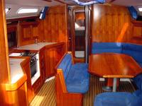 thumbnail-3 Dufour Yachts 45.0 feet, boat for rent in Zadar region, HR