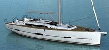 thumbnail-1 Dufour Yachts 46.0 feet, boat for rent in Cyclades, GR