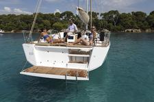thumbnail-2 Dufour Yachts 46.0 feet, boat for rent in Zadar region, HR