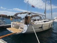 thumbnail-1 Dufour Yachts 56.0 feet, boat for rent in Zadar region, HR