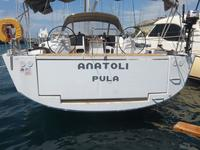 thumbnail-5 Dufour Yachts 56.0 feet, boat for rent in Zadar region, HR