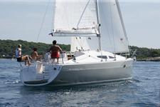 thumbnail-1 Elan Marine 34.0 feet, boat for rent in Šibenik region, HR