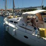 thumbnail-2 Elan Marine 37.0 feet, boat for rent in Zadar region, HR