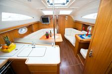 thumbnail-5 Elan Marine 37.0 feet, boat for rent in Zadar region, HR