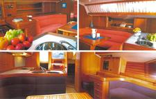 thumbnail-2 Elan Marine 40.0 feet, boat for rent in Zadar region, HR