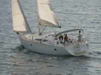 Enjoy Šibenik region in style on our Elan Marine