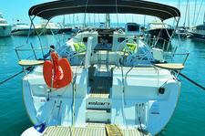 thumbnail-1 Elan Marine 45.0 feet, boat for rent in Split region, HR