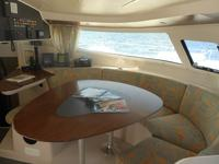 thumbnail-6 Fountaine Pajot 38.0 feet, boat for rent in Aegean, TR