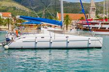 thumbnail-9 Fountaine Pajot 38.0 feet, boat for rent in Split region, HR