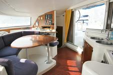 thumbnail-7 Fountaine Pajot 39.0 feet, boat for rent in Aegean, TR
