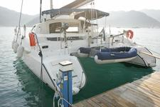 thumbnail-1 Fountaine Pajot 39.0 feet, boat for rent in Aegean, TR