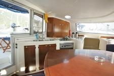 thumbnail-6 Fountaine Pajot 39.0 feet, boat for rent in Aegean, TR
