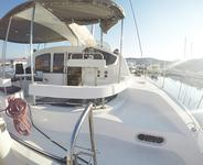 thumbnail-8 Fountaine Pajot 39.0 feet, boat for rent in Cyclades, GR