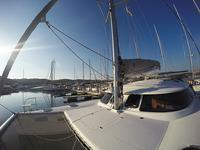 thumbnail-2 Fountaine Pajot 39.0 feet, boat for rent in Cyclades, GR