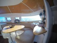 thumbnail-12 Fountaine Pajot 39.0 feet, boat for rent in Cyclades, GR