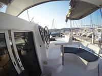 thumbnail-4 Fountaine Pajot 39.0 feet, boat for rent in Cyclades, GR