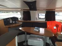 thumbnail-4 Fountaine Pajot 39.0 feet, boat for rent in Split region, HR