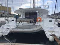 thumbnail-16 Fountaine Pajot 39.0 feet, boat for rent in Split region, HR
