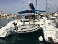 thumbnail-1 Fountaine Pajot 39.0 feet, boat for rent in Split region, HR