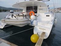 thumbnail-7 Fountaine Pajot 39.0 feet, boat for rent in Split region, HR