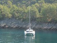 thumbnail-5 Fountaine Pajot 39.0 feet, boat for rent in Zadar region, HR