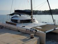 thumbnail-9 Fountaine Pajot 39.0 feet, boat for rent in Zadar region, HR