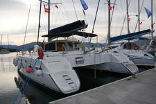 thumbnail-1 Fountaine Pajot 42.0 feet, boat for rent in Aegean, TR