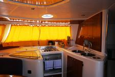 thumbnail-11 Fountaine Pajot 42.0 feet, boat for rent in Aegean, TR