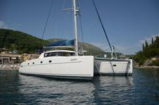 Enjoy Ionian Islands to the fullest on our Fountaine Pajot
