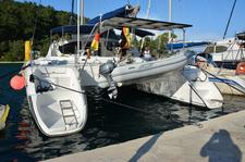 thumbnail-3 Fountaine Pajot 42.0 feet, boat for rent in Ionian Islands, GR