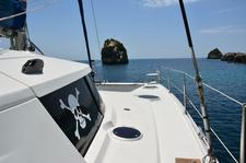 thumbnail-6 Fountaine Pajot 42.0 feet, boat for rent in Ionian Islands, GR