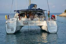 thumbnail-9 Fountaine Pajot 42.0 feet, boat for rent in Ionian Islands, GR