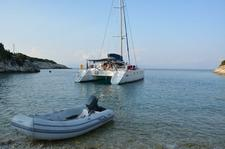 thumbnail-8 Fountaine Pajot 42.0 feet, boat for rent in Ionian Islands, GR