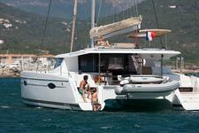 thumbnail-1 Fountaine Pajot 43.0 feet, boat for rent in Aegean, TR