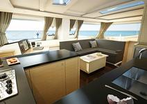 thumbnail-5 Fountaine Pajot 43.0 feet, boat for rent in Aegean, TR