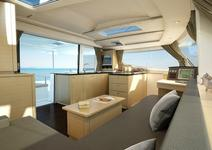 thumbnail-4 Fountaine Pajot 43.0 feet, boat for rent in Aegean, TR