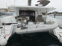 thumbnail-5 Fountaine Pajot 43.0 feet, boat for rent in Zadar region, HR