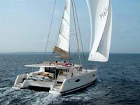 thumbnail-2 Fountaine Pajot 43.0 feet, boat for rent in Zadar region, HR