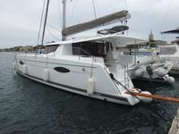 thumbnail-3 Fountaine Pajot 43.0 feet, boat for rent in Zadar region, HR